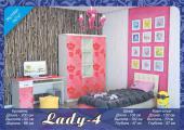 """Комплект детской мебели """"Lady 4"""""""