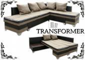 """Комплект угловой мягкой мебели """"Transformer"""""""