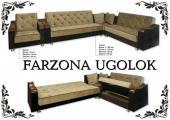 """Комплект угловой мягкой мебели """"Farzona"""""""
