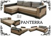 """Комплект угловой мягкой мебели """"Panterra"""""""