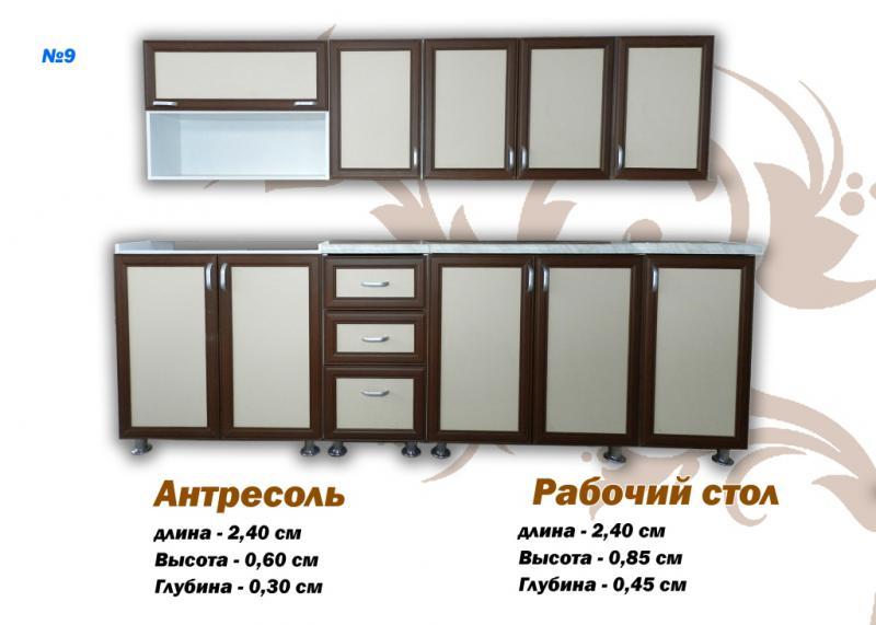 Кухонный набор 9