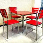 Отличный набор для кафе-баров: стол + стулья