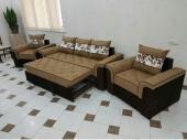 """Диван-кровать и 2 кресло, комплект мягкой мебели """"Stambul"""""""