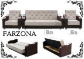 """Комплект мягкой мебели """"Farzona"""""""