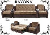 "Комплект мягкой мебели ""Rayona"""